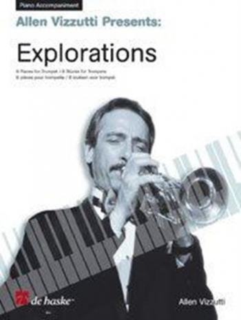 Explorations: Trumpet: Piano Accompaniment