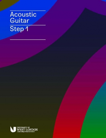 London College Of Music (LCM) Acoustic Guitar Handbook From 2020 Step 1 (RGT)