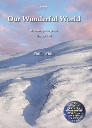 Our Wonderful World: 9 Solo Pieces: Grade 3-5