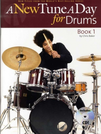 New Tune A Day: Drums: Book 1