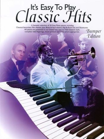 Its Easy To Play: Classic Hits: Bumper Book
