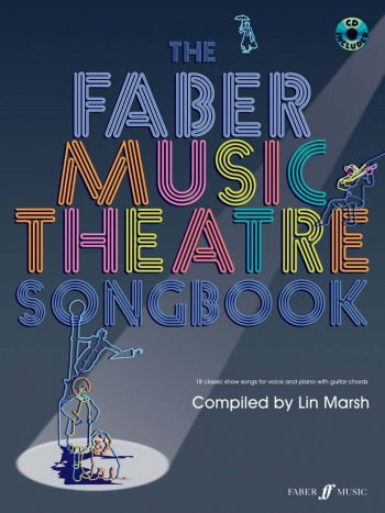 The Faber Music Theatre Songbook: 18 Songs: Piano Vocal Guitar