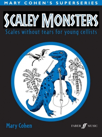 Scaley Monsters Cello  (Faber)