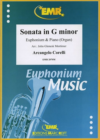 Sonata: G Minor: Euphonium