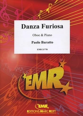 Danza Furiosa: Oboe & Piano