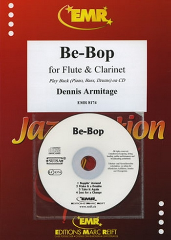 Be-Bop: Flute and Clarinet