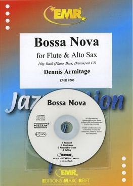 Bossa Nova: Flute and Alto Sax  (Armitage)