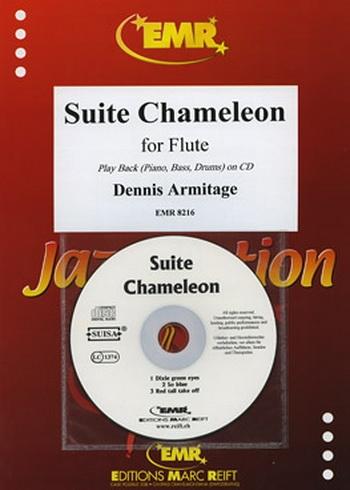 Suite Chameleon: Flute & Piano (Marc Reift)