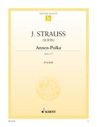 Polka Annen: Piano (Schott Ed)