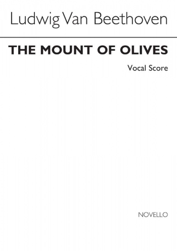 Mount Of Olives: Vocal Score (Novello)