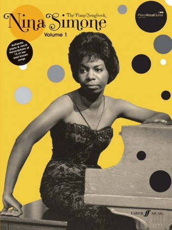 Nina Simone: Piano Songbook: Vol.1: Piano Vocal Guitar
