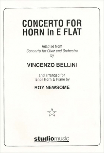 Horn Concerto Eb: Horn (In Eb)  (Newsome)