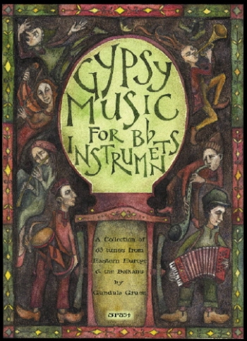 Gypsy Music: Bb Instruments: Eastern Europe and The Balkans: Clarinet