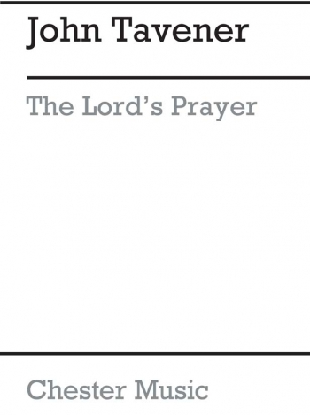 Lords Prayer (1993)- Vocal: SATB