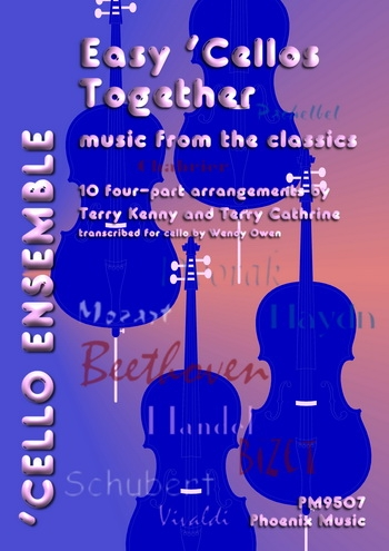 Easy Cellos Together: Music From The Classics: Cello Duets Trios Etc