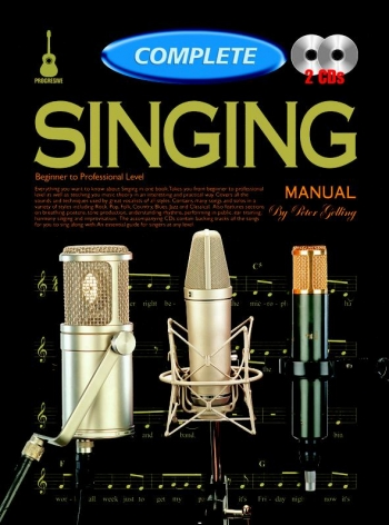 Complete Singing Manual: Book and CD