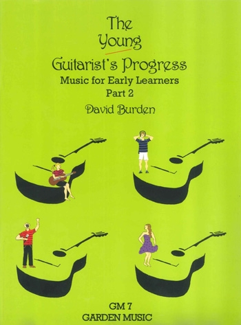 The Young Guitarists Progress: Repertoire Series Book 2