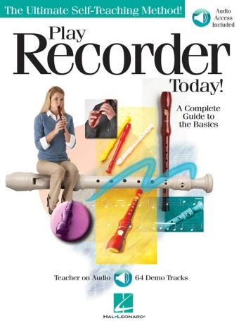 Play Recorder Today: Ultimate Self Teaching Method
