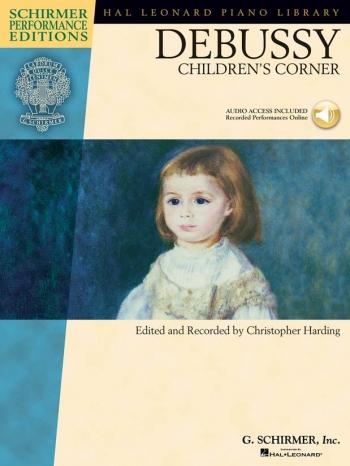 Childrens Corner: Piano Solo (Hal Leonard)