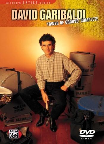 Garibaldi: Tower Of Groove: Drum: DVD