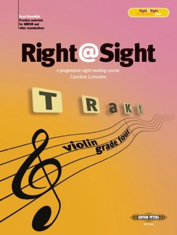 Right@sight: Grade 4 (Right At Sight): Violin
