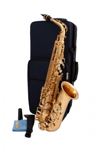 Buffet 400 Series Alto Saxophone Lacquer Finish