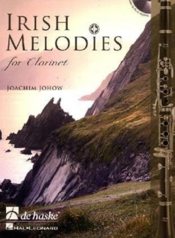 Irish Melodies: Clarinet: Book & CD