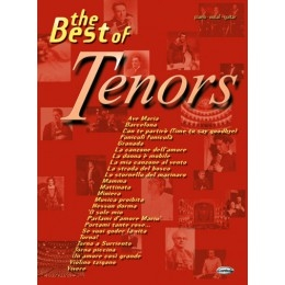 The Best Of Tenors: Piano Vocal Guitar