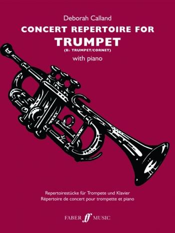 Concert Repertoire: Trumpet Or Cornet & Piano