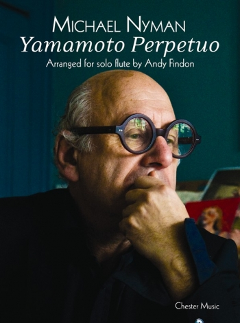 Yamamoto Perpetuo Arranged For Solo Flute (Chesters)