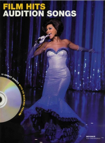 Audition Songs: Female: Film Hits: Book & Cd