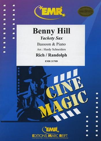 Yakety Sax (Benny Hill Theme): Bassoon & Piano