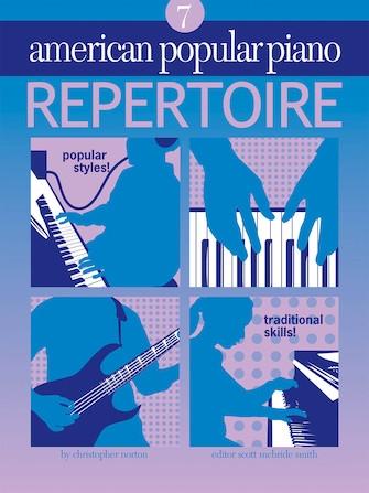 American Popular Piano: 7: Repertoire