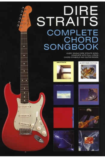 Dire Straits: Complete Chord Songbook: Guitar and Vocal