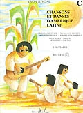 Chansons Et Danses Damerique Latine: C: Guitar Duet