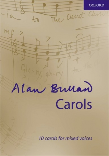 10 Carols For Mixed Voices: Vocal Satb (OUP)