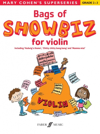 Bags Of Showbiz: Violin Solo: Superseries (Cohen)