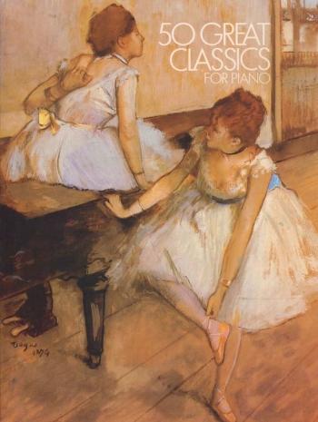 50 Great Classics For Piano