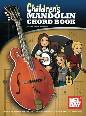 Childrens Mandolin Chord Book