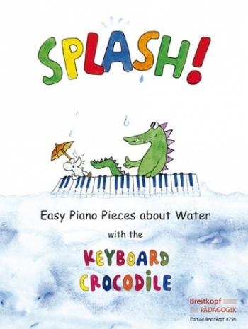Keyboard Crocodile: Splash