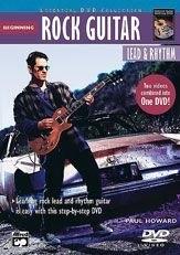 Beginning Rock Guitar: DVD