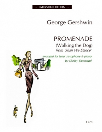 Promenade (Walking The Dog): From Shall We Dance: Tenor Saxophone (Emerson)