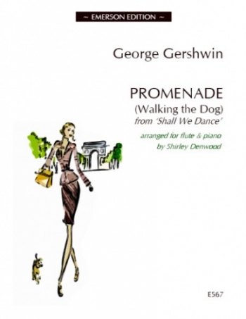Promenade (Walking The Dog): From Shall We Dance: Flute (Emerson)