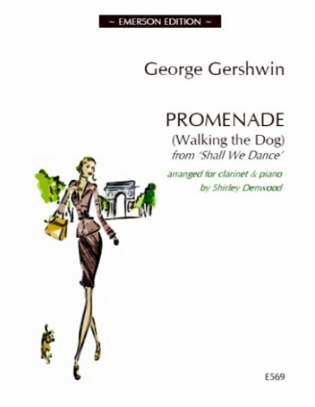 Promenade (Walking The Dog): From Shall We Dance: Clarinet (Emerson)