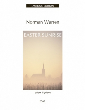 Easter Sunrise Oboe & Piano  (Emerson)