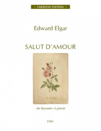 Salut D Amour: Bassoon (Emerson)