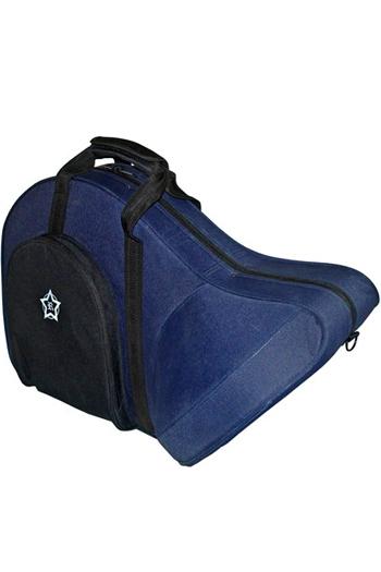 Rosetti French Horn Fixed Bell Gig Bag - Blue