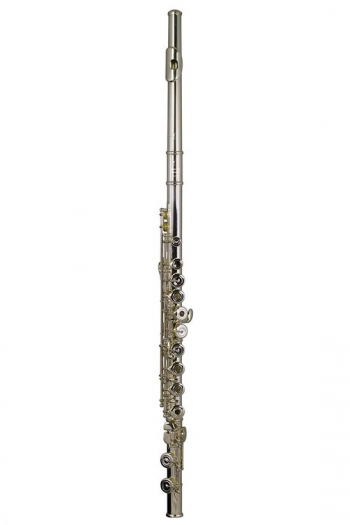Trevor James Chanson Open Hole Silver Head Flute