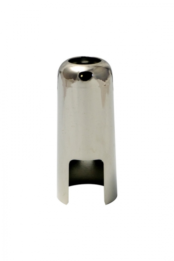 Clarinet Mouthpiece Cap: Nickel Plated