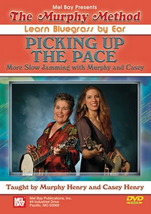The Murphy Method: Picking Up The Pace For Banjo: DVD
